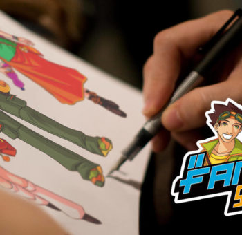 agence illustration coca cola fanta manga adtatum